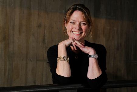 Janet Ellis at Lyric theatre, Hammersmith 26.5.09